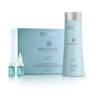 REVLON PROFESSIONAL EKSPERIENCE PURITY KIT - SHAMPOO E LOTION