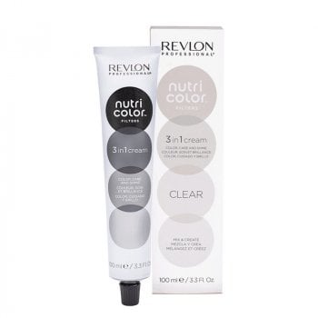REVLON PROFESSIONAL - NUTRI COLOR FILTERS 999 - CLEAR 100 ml / 3.30 Fl.Oz