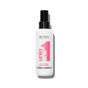 REVLON PROFESSIONAL UNIQ ONE LOTUS FLOWER HAIR TREATMENT 150 ml - 10 Benefici in un unico Trattamento. Fragranza fiore di loto