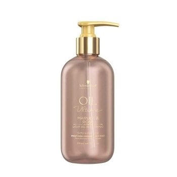 SCHWARZKOPF OIL ULTIME MARULA & ROSE SHAMPOO 300 ML / 10.1 Fl. Oz.