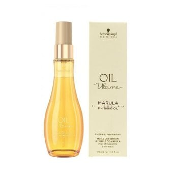 SCHWARZKOPF OIL ULTIME MARULA FINISHING OIL 100 ml / 3.30 Fl.Oz