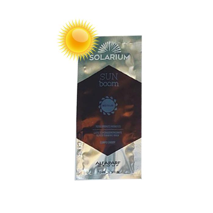 SOLARIUM BUSTINA TOTAL BRONZE PARADISE LATTE SUPERABBRONZANTE - CORPO 10 ml / 0.34 Fl.Oz