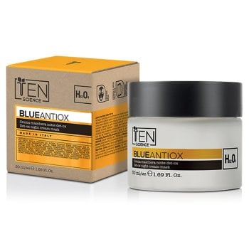 TEN BLUEANTIOX DET-OX NIGHT CREAM-MASK 50 ml / 1.69 Fl.Oz