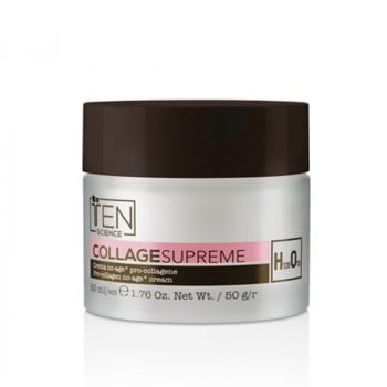 TEN COLLAGE SUPREME CREMA NO AGE COLLAGENE 50 ml / 1.76 Fl.Oz