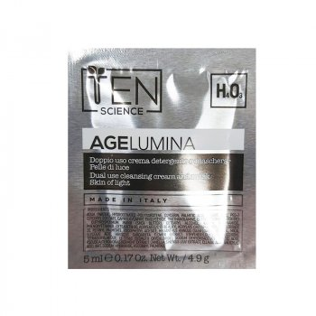TEN AGE LUMINA MONODOSE DUAL USE CREAM AND MASK 5 ml / 4.9 g