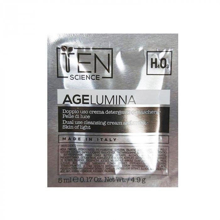 TEN AGE LUMINA DUAL USE CREAM AND MASK 5 ml / 4.9 g