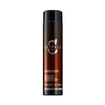 TIGI FASHIONISTA BRUNETTE SHAMPOO 300 ml / 8.92 Fl.Oz