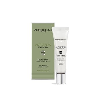 VERDEOASI ANTISTRESS SOS ROSSORE 15 ml / 0.50 Fl.Oz