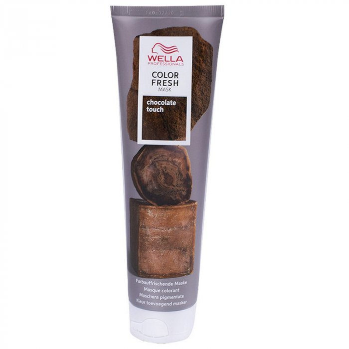 WELLA COLOR FRESH MASK CHOCOLATE TOUCH 150 ML / 5.07 Fl.Oz