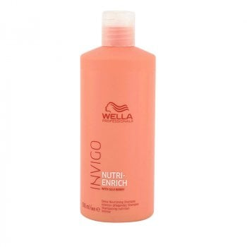WELLA PROFESSIONAL INVIGO NUTRI ENRICH SHAMPOO 500 ML / 16.90 Fl.Oz