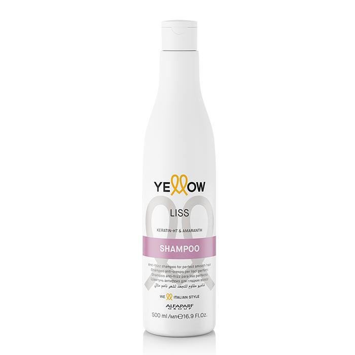 YELLOW LISS SHAMPOO 500 ml / 16.90 Fl.Oz