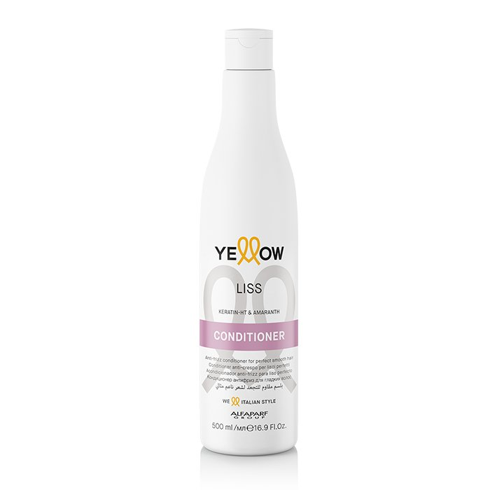 YELLOW LISS CONDITIONER 500 ml / 16.90 Fl.Oz