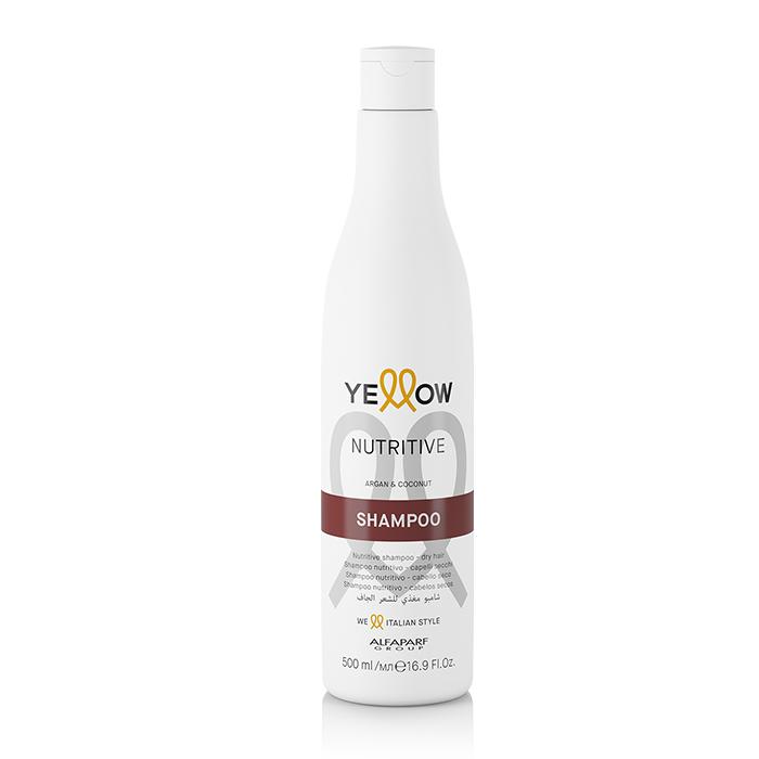 YELLOW NUTRITIVE SHAMPOO 500 ml / 16.90 Fl.Oz