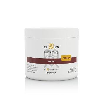 YELLOW NUTRITIVE MASK 500 ml / 16.90 Fl.Oz