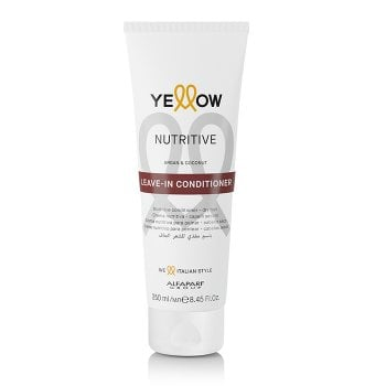 YELLOW NUTRITIVE LEAVE-IN CONDITIONER 250ML