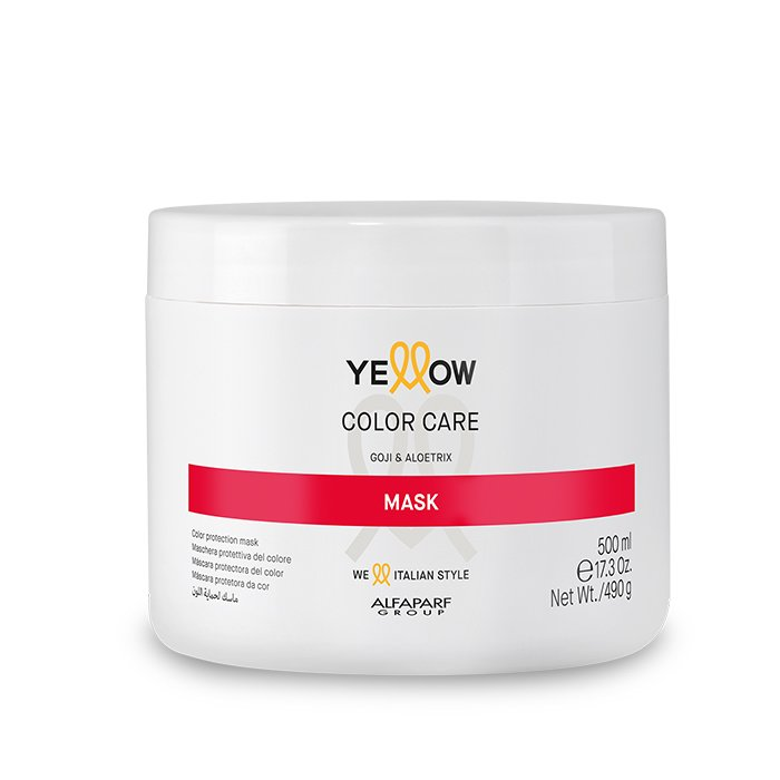 YELLOW COLOR CARE MASK 500 ml / 16.90 Fl.Oz