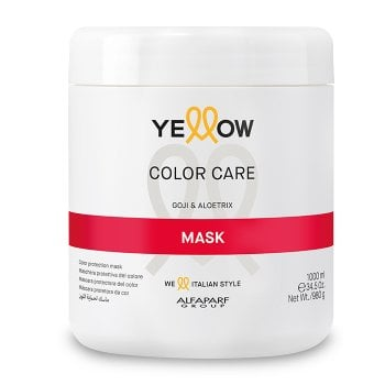 YELLOW COLOR CARE MASK 1000 ml / 33.80 Fl.Oz