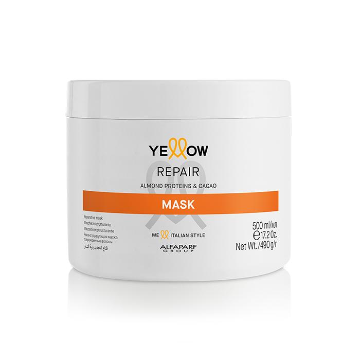 YELLOW REPAIR MASK 500 ml / 16.90 Fl.Oz