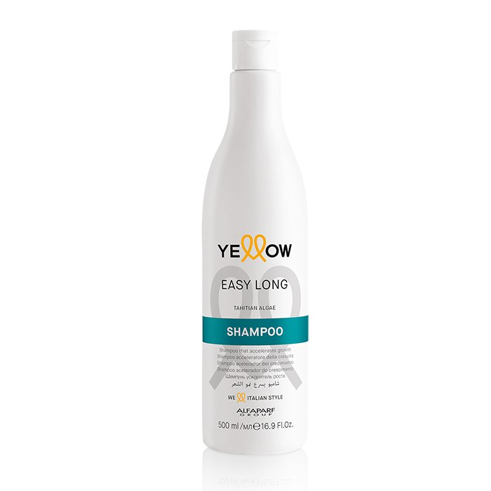 YELLOW EASY LONG SHAMPOO 500 ml / 16.90 Fl.Oz