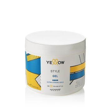 YELLOW STYLE GEL 500 ml / 16.90 Fl.Oz