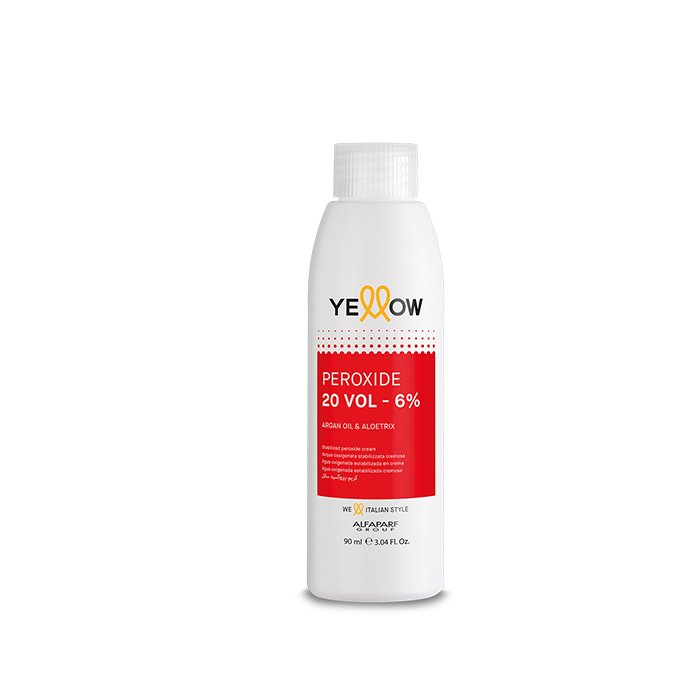 YELLOW COLOR PEROXIDE 20 VOL 150 ml / 5.07 Fl.Oz