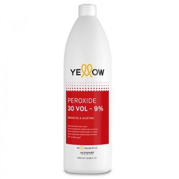 YELLOW COLOR PEROXIDE 30 VOL 1000 ml / 33.80 Fl.Oz