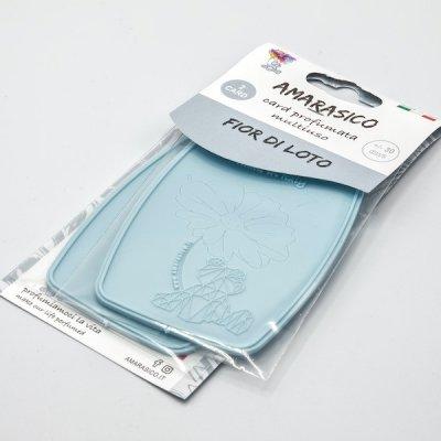 AMARASICO CARD PROFUMATE