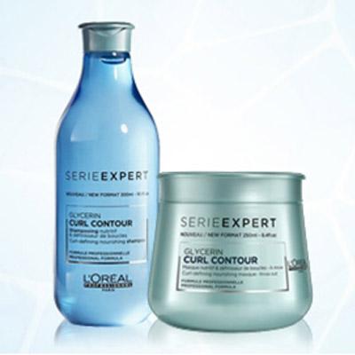 SERIE EXPERT - CURL CONTOUR