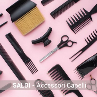 SALES - HAIR ACCESSORIES