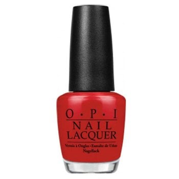 OPI NAIL LACQUER A70 – RED HOT RIO 15 ml / 0.50 Fl.Oz