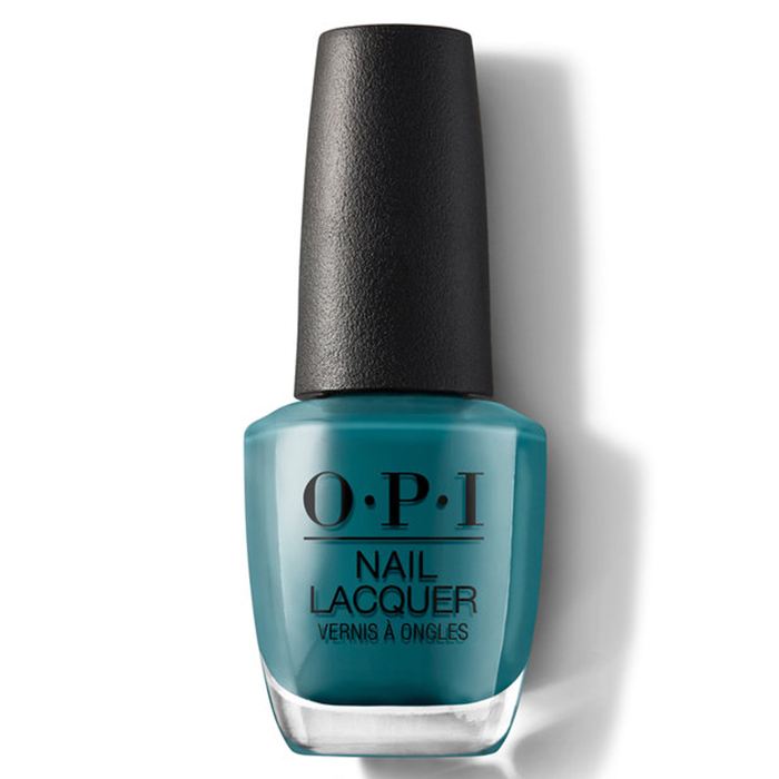 OPI NAIL LACQUER G45 – GREASE COLLECTION TEAL ME MORE 15 ml / 0.50 Fl.Oz