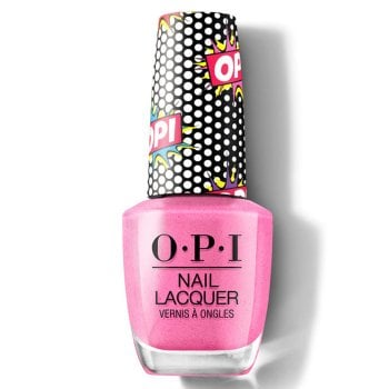 OPI SMALTI NL P50 – POP CULTURE COLLECTION PINK BUBBLY 15 ml / 0.50 Fl.Oz