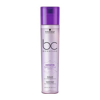 SCHWARZKOPF BC BONACURE KERATIN SMOOTH PERFECT MICELLAR SHAMPOO 250 ml / 8.40 Fl.Oz